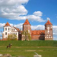 Quần thể lâu đài Mirsky - Di sản văn hóa thế giới tại Belarus