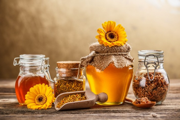 Mật ong giữ vai trò như một vị thuốc quý của con người