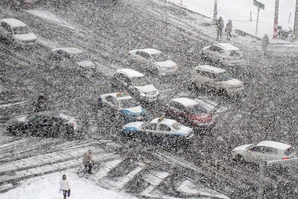 Đây được xem là đượt rét nghiêm trọng nhất tại Trung Quốc kể từ năm 1986.