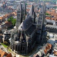 Nhà thờ Đức Bà ở Tournai
