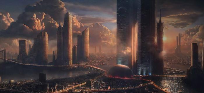 Trong tương lai, chúng ta sẽ có thể giao tiếp với các tòa nhà và ra lệnh cho chúng.