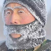 """Những hình ảnh lạnh """"không tin nổi"""" ở Trung Quốc"""