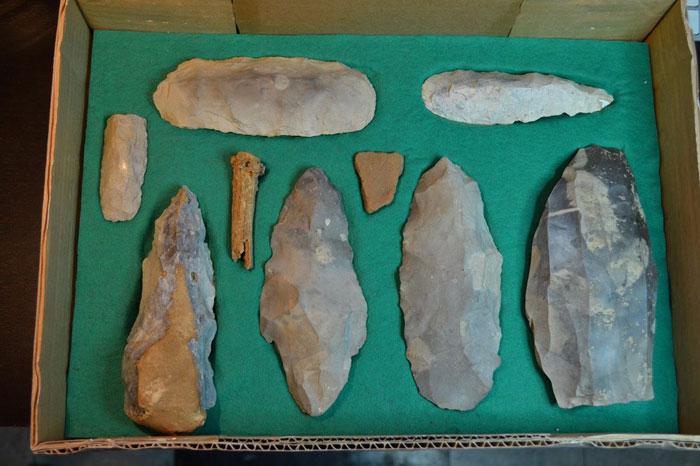 Công tác khai quật và nghiên cứư đã diễn ra liên tục trong hai năm từ năm 1912-1914 và từ lúc đó đến năm 1953 có thêm vài lần khai quật.