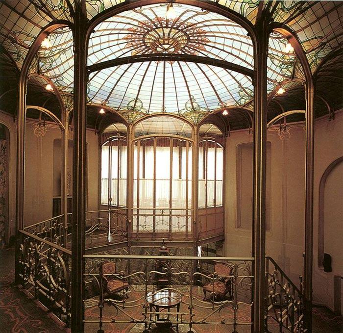 Bảo tàng Horta là nơi trưng bày các tác phẩm và di vật của kiến trúc sư tài hoa Victor Horta.
