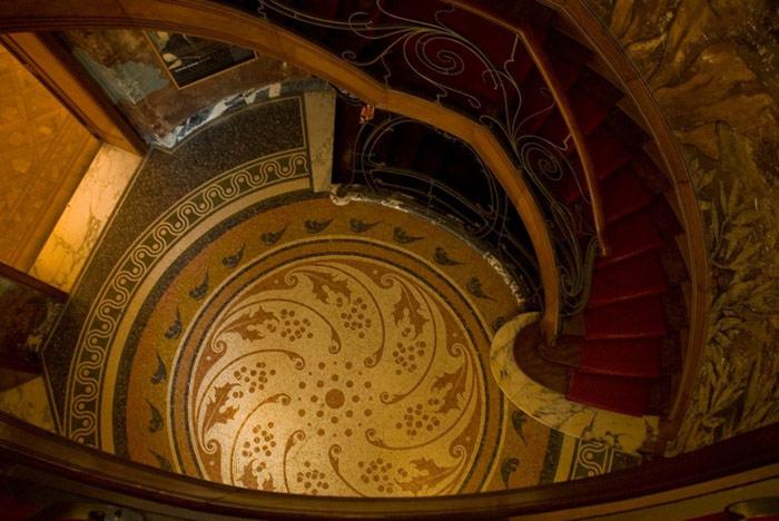 Art Nouveau là một trong số ít các sáng tạo được chú ý nhất cuối thế kỷ 19