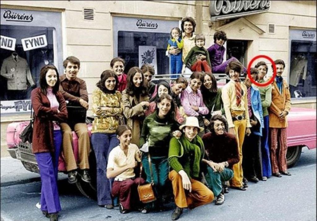 Trùm khủng bố Osama Bin Laden đi du lịch với gia đình tại Thụy Điển