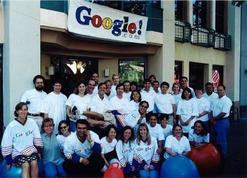 Công ty Google năm 1999