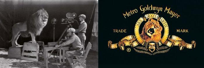 Biểu tượng sư tử của MGM