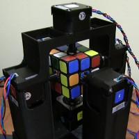 Video: Robot giải khối Rubik 3x3x3 chỉ trong 1 giây