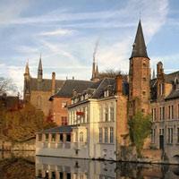 Trung tâm lịch sử của Brugge