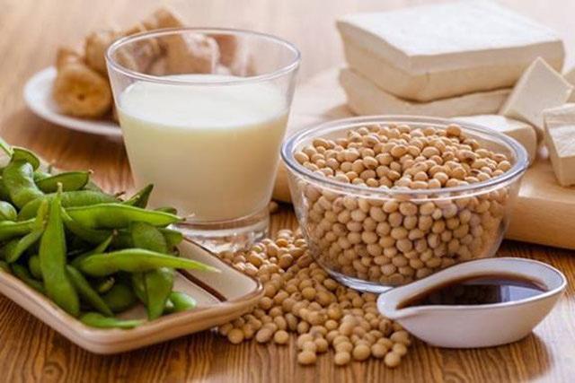 Sản phẩm từ đậu nành
