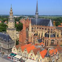 Các tháp chuông - Di sản văn hóa thế giới tại Bỉ và Pháp