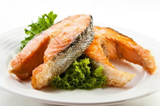Ăn cá rán không tốt cho sức khỏe