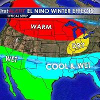 NASA: Chúng ta đang trải qua đỉnh điểm của El Nino