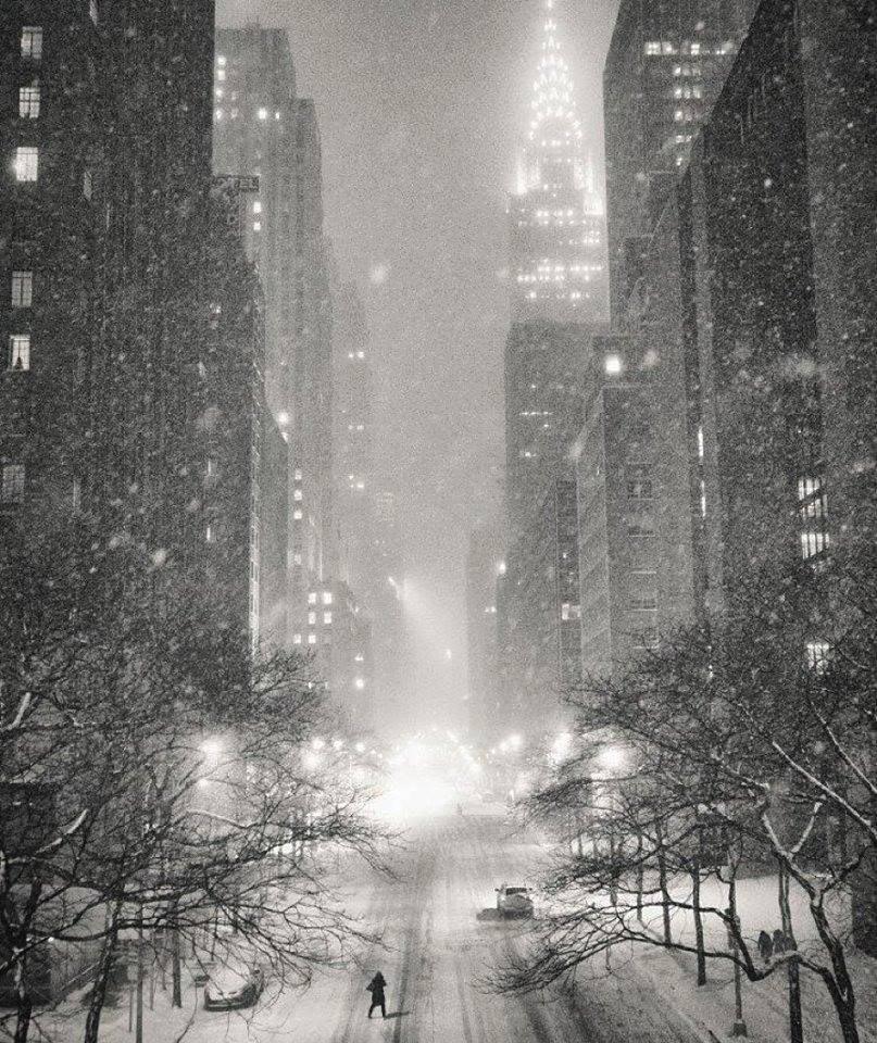 Cơn bão tuyết lịch sử