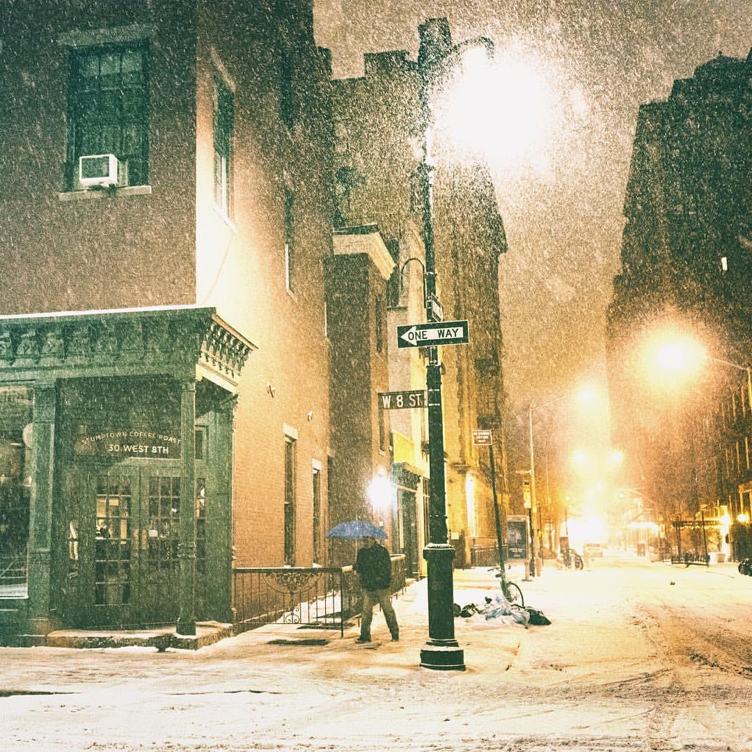 Sau khi xem xong những tấm ảnh này, nhiều người lại muốn tới New York một lần.