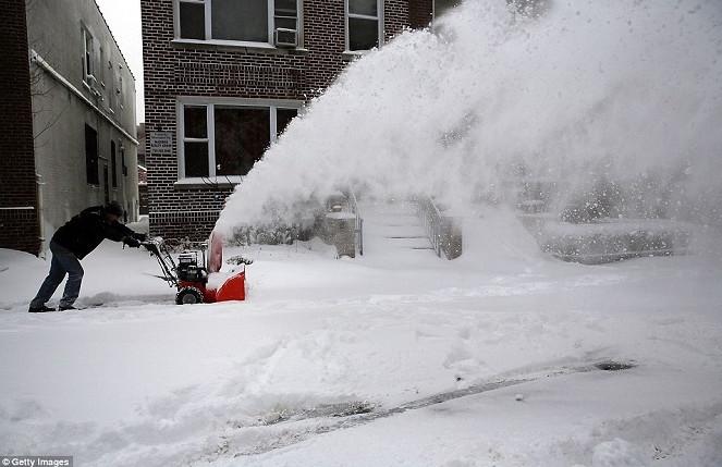 Theo giới chức Mỹ, hiện có khoảng 19 người đã thiệt mạng trong đợt bão tuyết kỷ lục ở phía bờ Đông nước Mỹ.