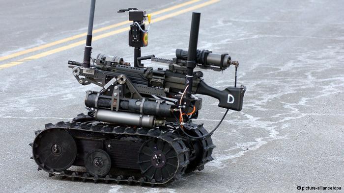 Việc trao quyết định giết người cho robot sẽ phá vỡ các hiệp ước chiến tranh.