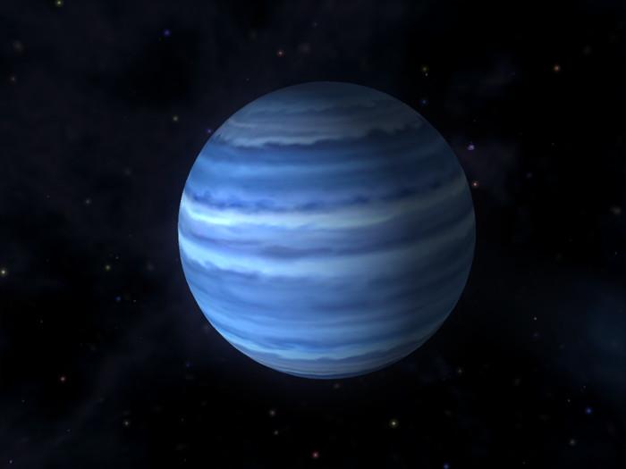 Sao Hải Vương là hành tinh lớn thứ 4 trong Hệ Mặt Trời.