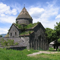 Tu viện Sanahin - Di sản văn hóa thế giới tại Armenia
