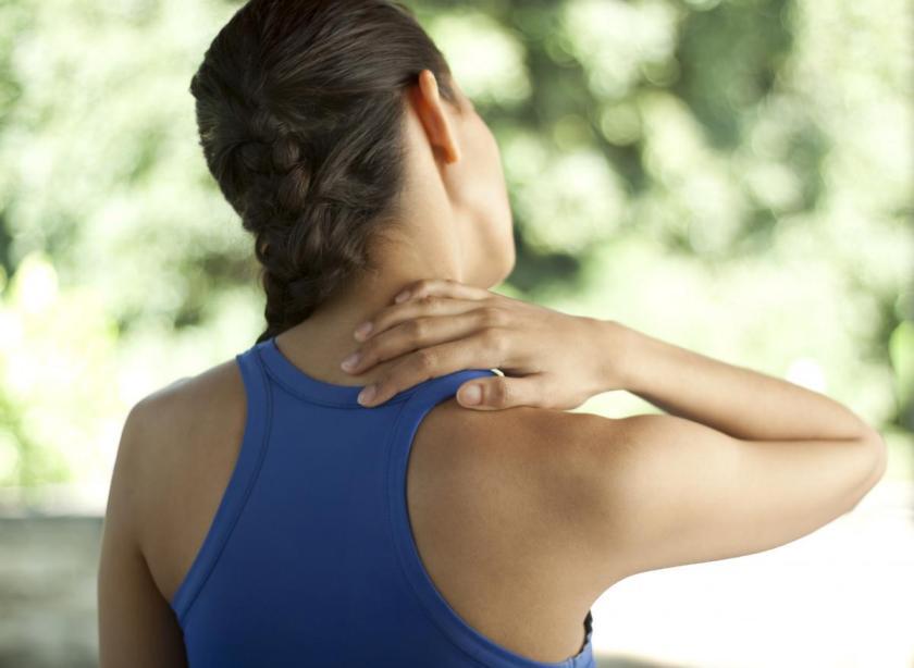 Cách chữa trị đau cổ gáy