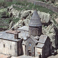Tu viện Geghard và Thung lũng Azat