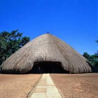 Khu lăng mộ Bungada ở Kasubi