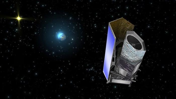 Kính thiên văn Euclid được phóng lên để tìm vật chất tối và năng lượng tối.