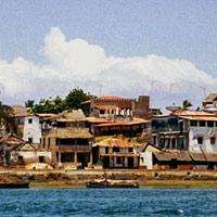Thị trấn cổ Lamu
