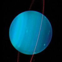 Thiên Vương Tinh - Hành tinh kỳ lạ nhất Hệ Mặt Trời