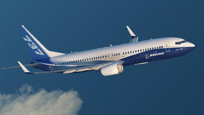 Chiếc 737 MAX là thế hệ thứ 4 của dòng máy bay này.