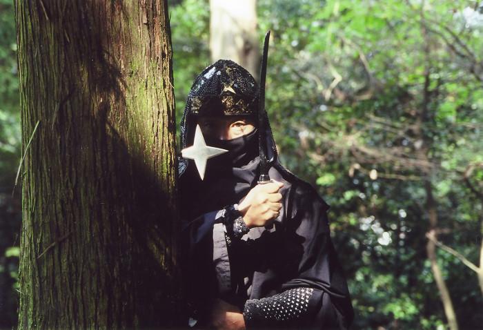 Vốn dĩ có rất nhiều điều huyền bí và bí ẩn xung quanh ninja và nghệ thuật của họ.