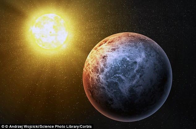 Các hành tinh trong vũ trụ thực sự vẫn rất... trẻ.