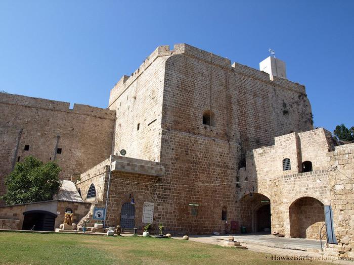 Thành cổ Acre còn có tên gọi khác là Akko
