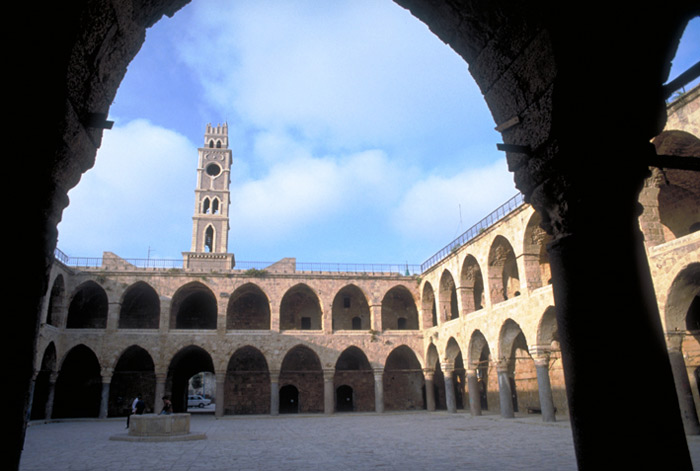 Ngày nay Acre vẫn còn giữ được những di tích quan trọng của một đô thị Trung cổ