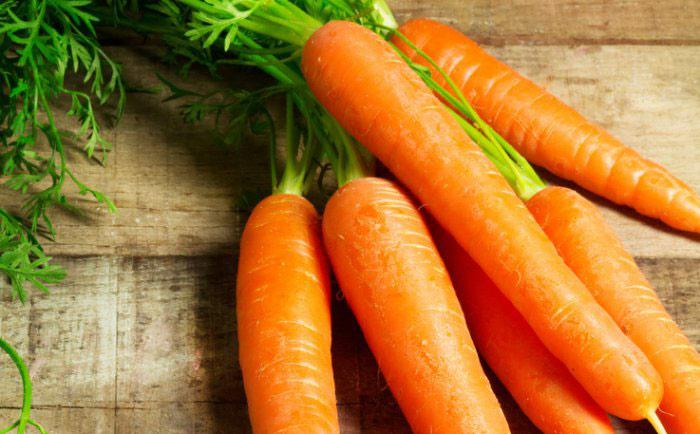 Cà rốt ngày nay