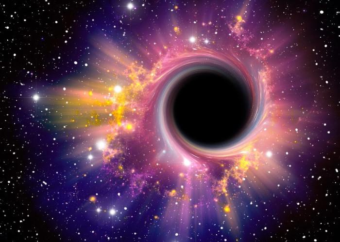 Giáo sư Hawking cho rằng con người có thể khai thác điện năng từ một hố đen vũ trụ