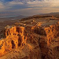 Pháo đài Masada - Di sản văn hóa thế giới tại Israel