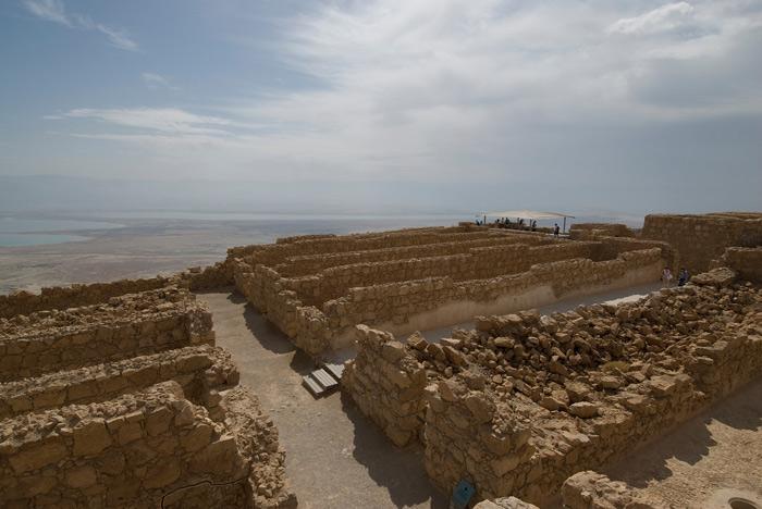 Pháo đài Masada là một địa điểm mang nhiều ý nghĩa văn hóa, lịch sử