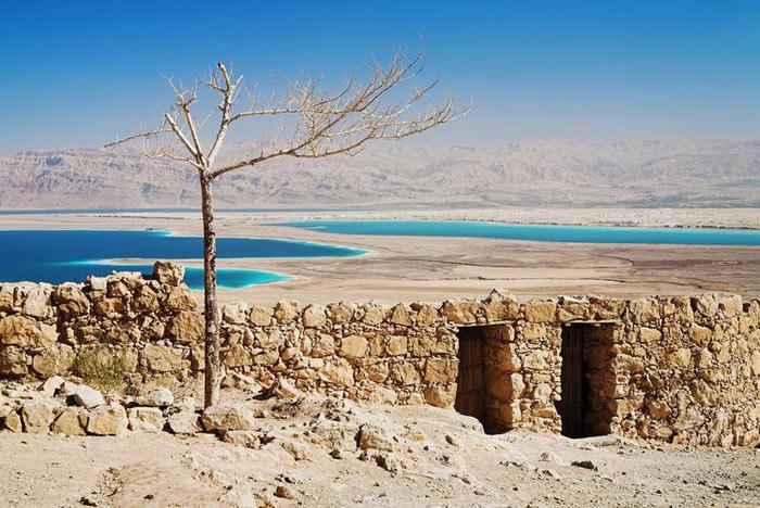 Unesco ađã công nhận pháo đài Masada của Israel là di sản văn hóa thế giới năm 2001.