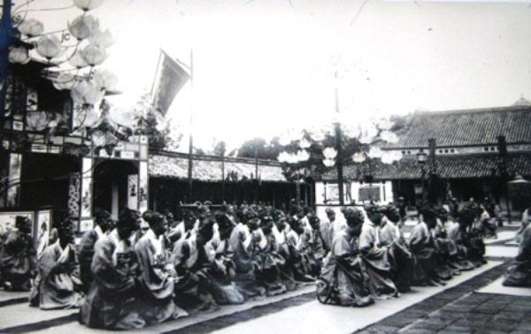 Ban lễ nhạc cung đình Huế