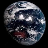 Video cực hiếm về 24h trên Trái đất nhìn từ vũ trụ