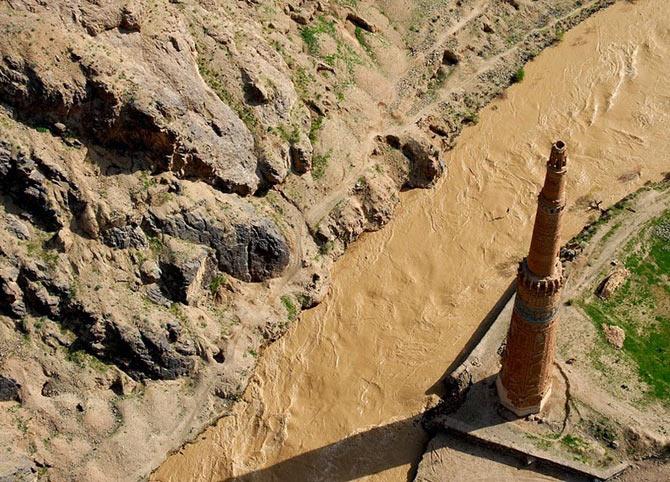 Ngọn tháp này được xem như cột mốc đánh dấu vùng đất cổ xưa của thành phố Firukuh, thủ đô triều đại Ghurid