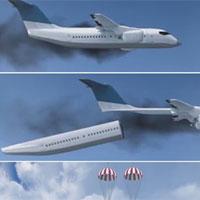 Cabin tách rời sẽ không thể cứu mạng bạn khi máy bay gặp tai nạn