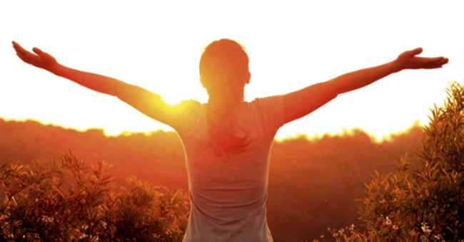 Buổi sáng tràn đầy năng lượng