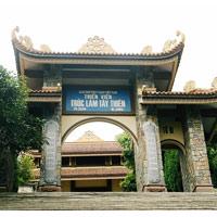 Du xuân Thiền viện Trúc Lâm Tây Thiên