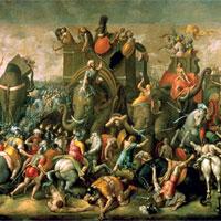 Tượng binh: Nỗi khiếp đảm kinh hoàng của đế chế Ba Tư thời cổ đại