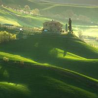 Lạc vào xứ sở thần tiên Tuscany