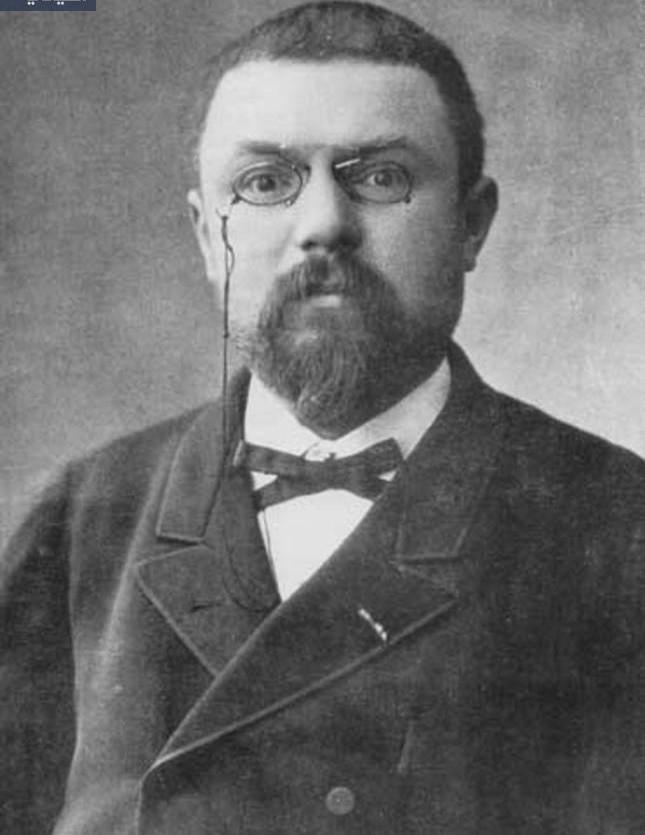 Henri Poincaré – người đưa ra khái niệm sóng hấp dẫn.
