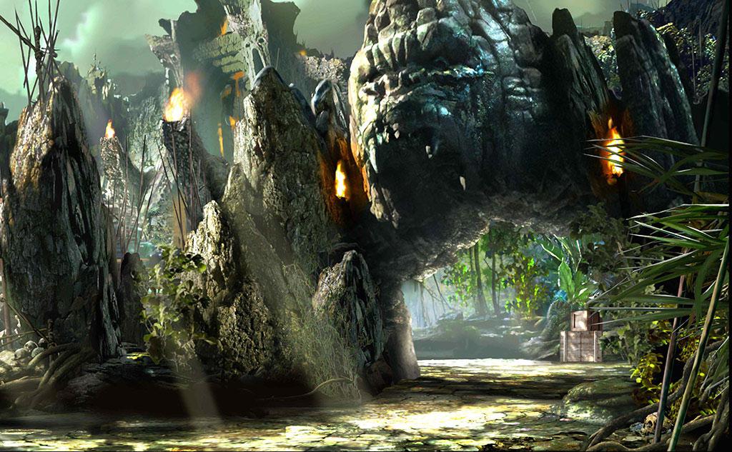 Bom tấn Kong: Skull Island của đạo diễn Jordan Vogt-Roberts dự định quay tại đầm Vân Long, Tam Cốc, quần thể Tràng An